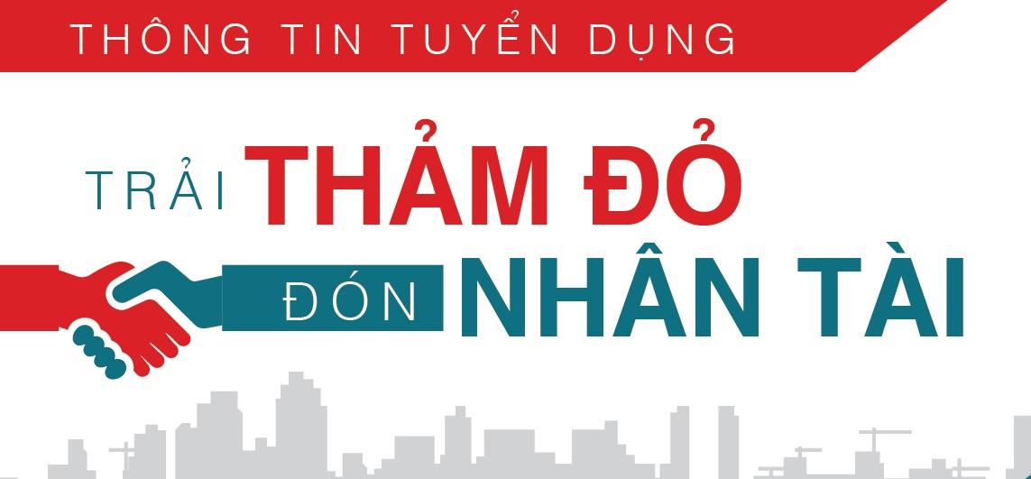 Tin Tuyển dụng tháng 6/2019 công ty CP TM Máy Chủ Hà Nội